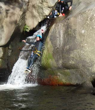 Canyoning Extreme CTP